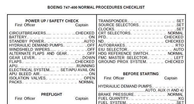 checklist manifesto atul gawande pdf